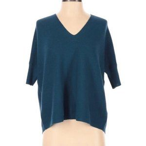 Eileen Fisher pullover wool oversized sweater